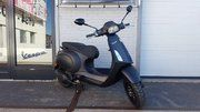 Snor scooter - Vespa Sprint Notte (snor) Mat-Zwart