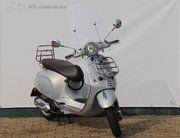 Tweedehands - Vespa Primavera Touring (bromscooter) Zilver
