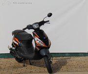 Brom scooter - Piaggio Zip SP (brom) zwart