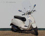 Snor scooter - Vespa Sprint (snor) Wit