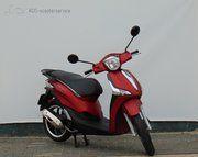Brom scooter - Piaggio Liberty S (45km brom)