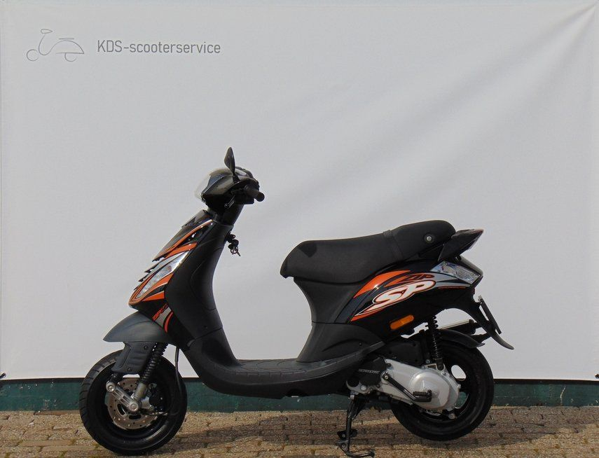 Piaggio Zip Sp 45km Brom Kds Scooterservice